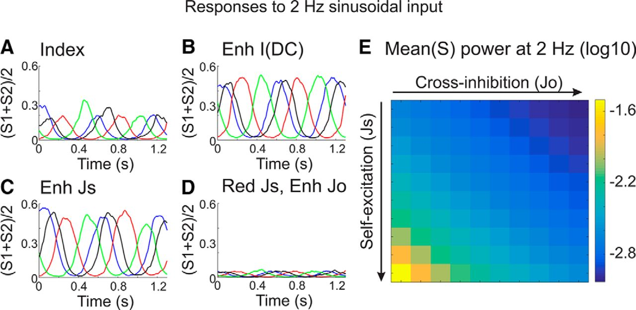 Simulating Cortical Feedback Modulation As Changes In Excitation And I Want The Aural Modulator Circuits Available All Over World Download Figure