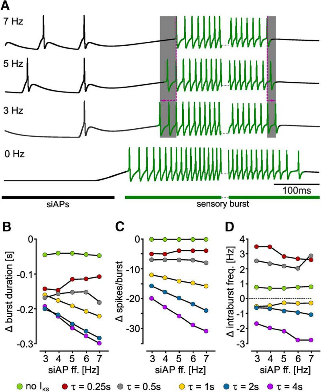 State Dependent Modification Of Sensory Sensitivity Via Modulation Circuits Figure 26 Waveshapes For Long Time Constant Rc Circuit Download
